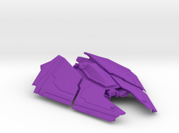 1/72 Space Fighter F63 Condor 3d printed