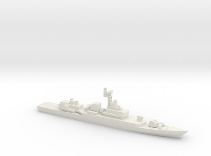 053H3 Frigate, (2017 Modernization), 1/1250 3d printed
