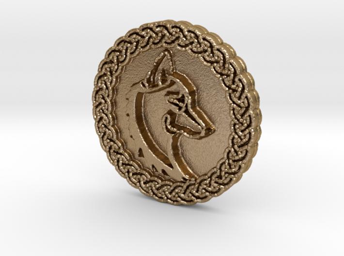 Kaltestrum Sensory Coin 3d printed