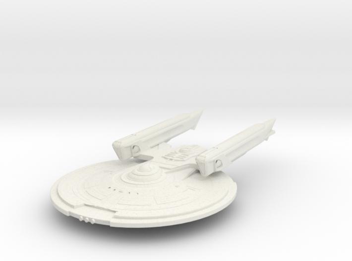 Starlight Class Rebuilt A Destroyer 3d printed
