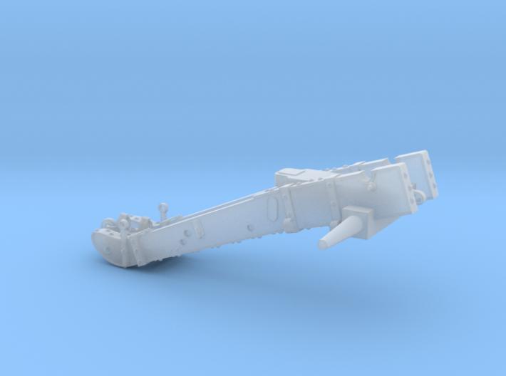 W02.2 6_pdr_gun carriage 3d printed