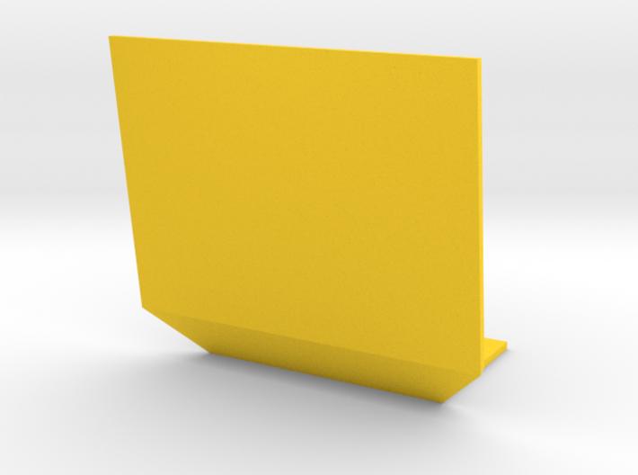 1:32 Pflanzenschutzplatte breit 3d printed