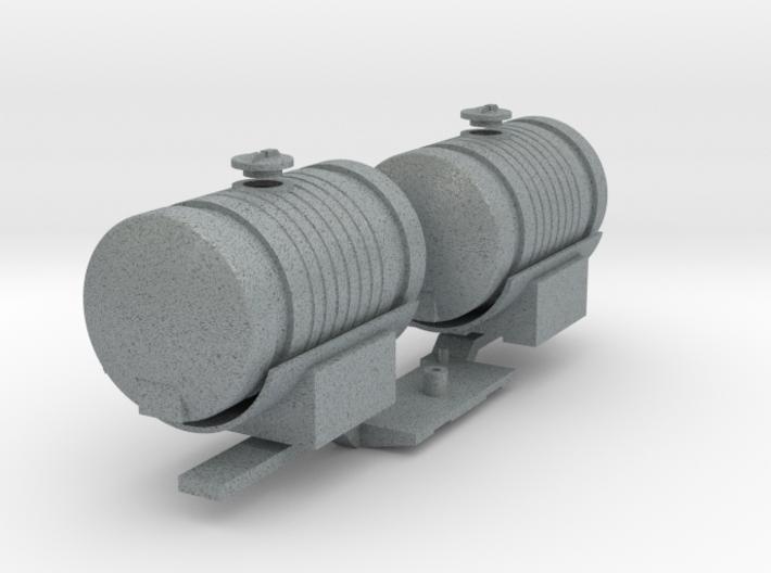 1:32 Saddle Tanks 3d printed