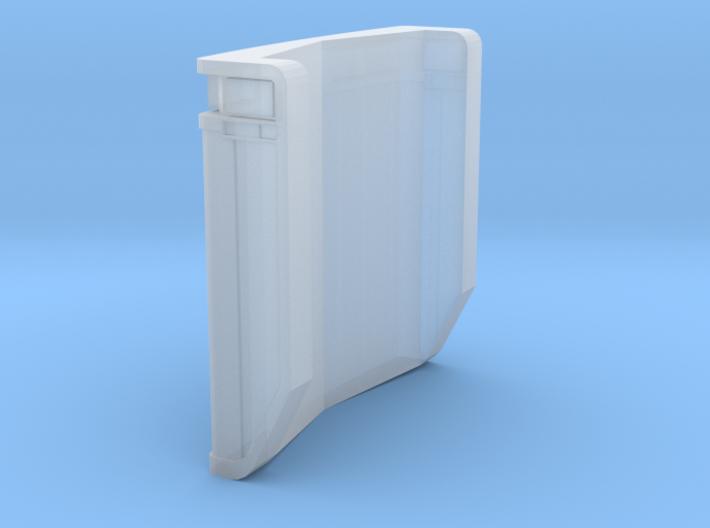 JD 8000 series 3D Grill 3d printed