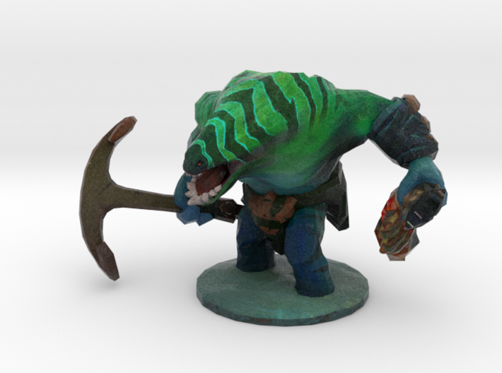Tidehunter 3d printed