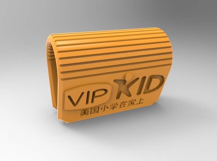 Corporate Webcam Cover - Add your own LOGO 3d printed