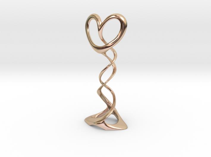 SpiralHeart.small 3d printed