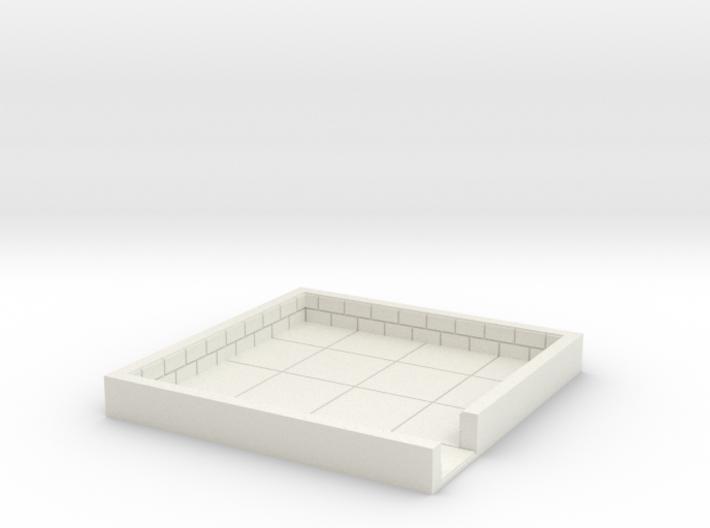 4x4_onedoor_a 3d printed
