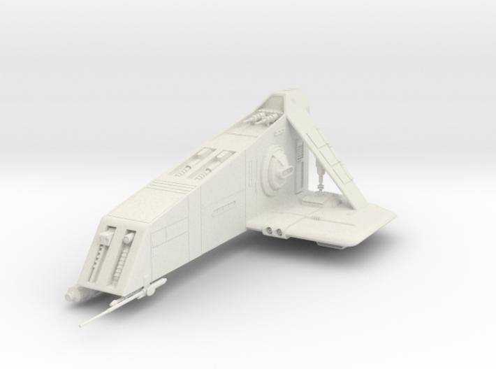 Pursuer-class Enforcement Ship 3d printed