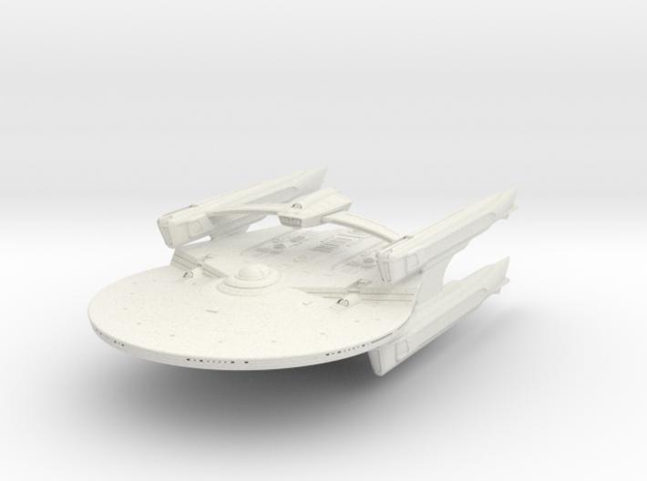 Falcon Class B BattleCruiser 3d printed