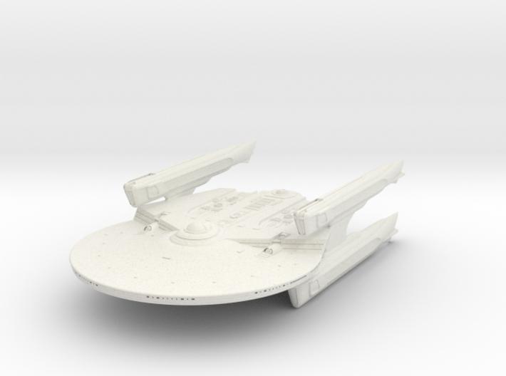 Falcon Class C MedicalCruiser 3d printed
