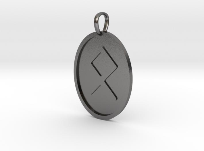 Othala Rune (Elder Futhark) 3d printed
