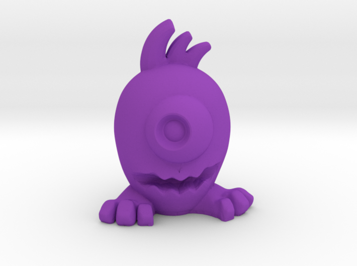 Eggpo, New Guy (PS002) 3d printed