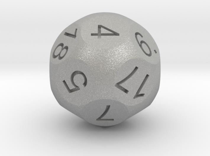 D18 Sphere Dice 3d printed