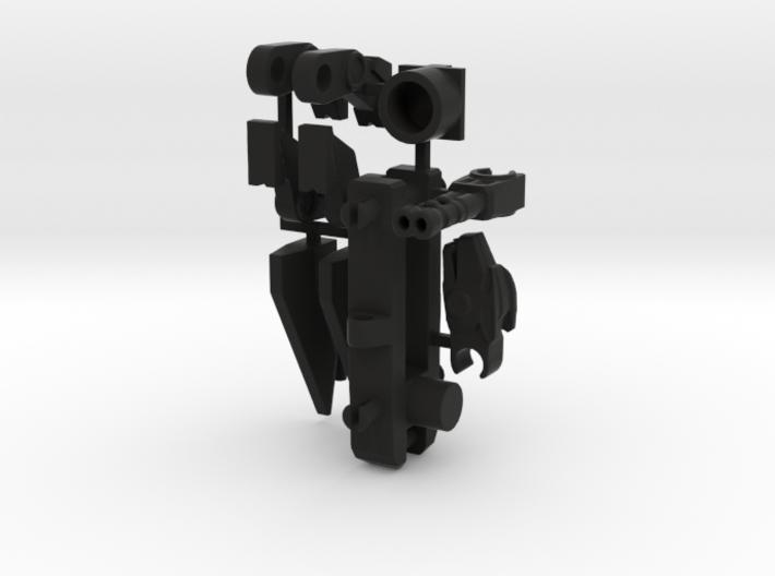Infantry Jaguar's Power-Up 3d printed