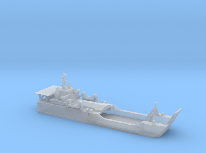 1/1250 LSV Bacalod 3d printed
