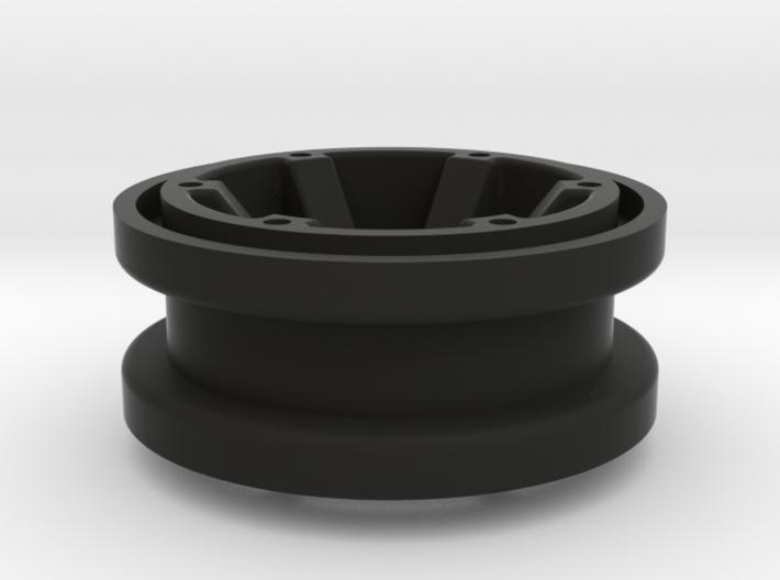 1.9,  6 Spoke Bead Lock Wheel- High Offset - TRX-4 3d printed