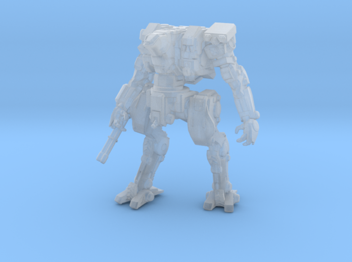 Neugen Battle Walker Elite (15mm scale) 3d printed