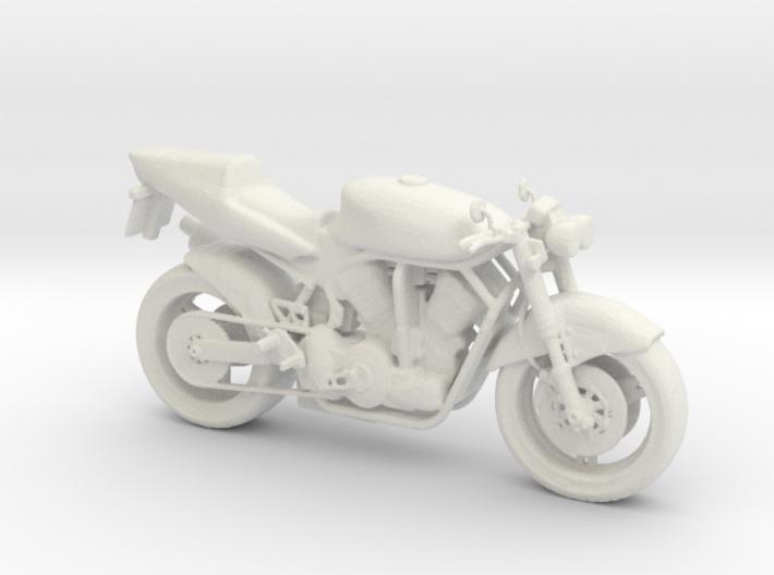 Printle Thing Motorcycle - 1/24 3d printed