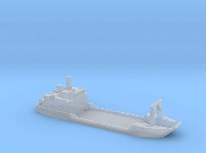 1/1200 LCU2000 Ramp up 3d printed