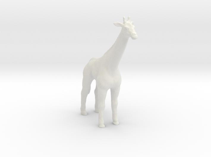 Printle Thing Giraffe - 1/43.5 3d printed