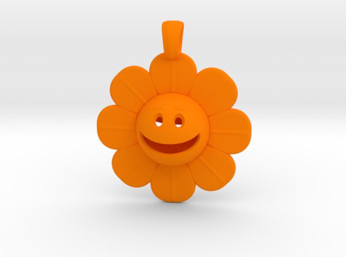 01 - Smiley Face/ DAISY 3d printed