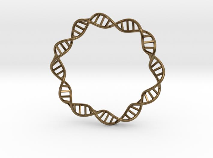 DNA Bracelet (63 mm) 3d printed