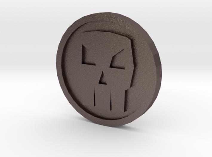 Skull Token 3d printed