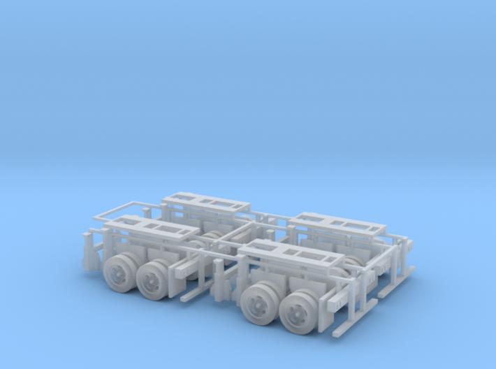 N DigComm Detail Kit V3 - 4 Pack 3d printed