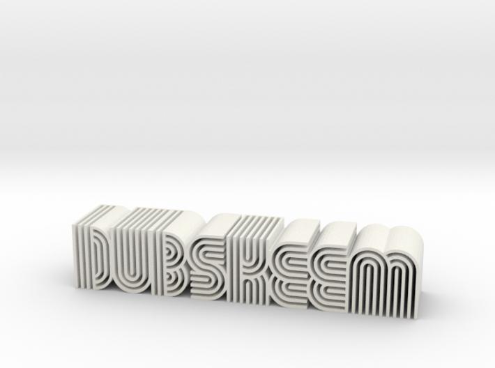 Dubskeem 3d printed