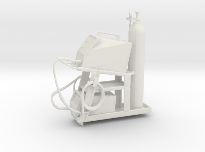 Printle Thing Soldering Station - 1/24 3d printed