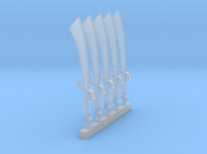 dadao sword 1stl 3d printed