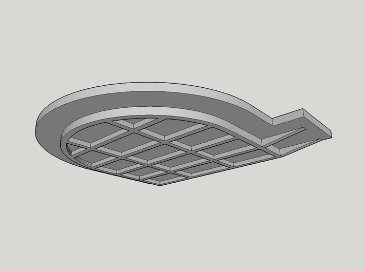 Superstructure L0 Platform 3d printed