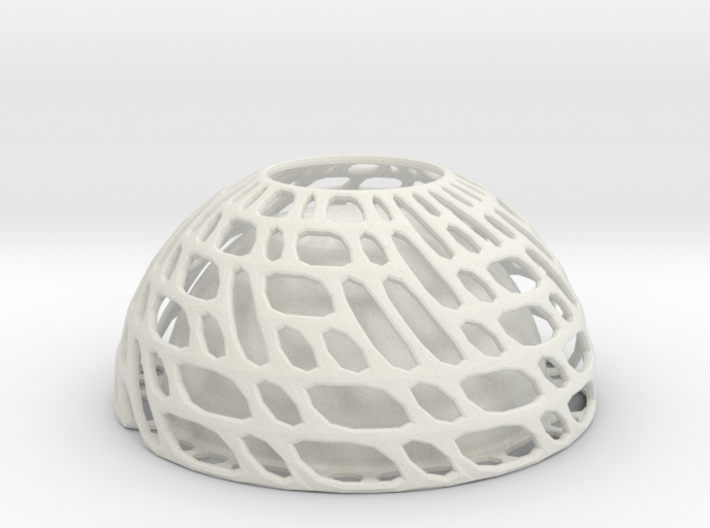 Bowl Twist  3d printed