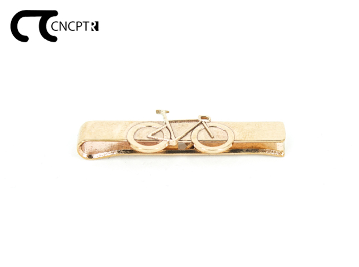 Concept R Racing Bike Tie Clip 3d printed