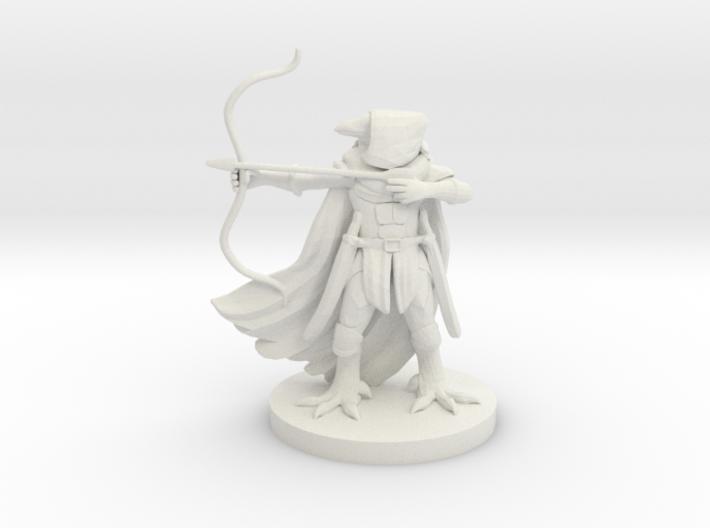 Ravenfolk Ranger 3d printed