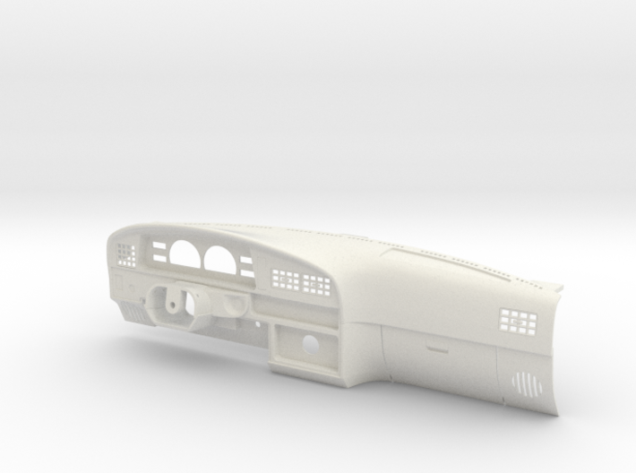 RCN061 Daschboard for Toyota 4Runner PL 3d printed