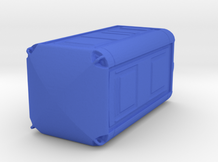 Porta Potty 1:64 S scale 3d printed