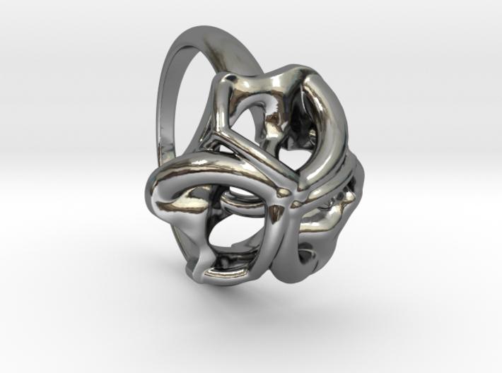 Monera Ring 3d printed