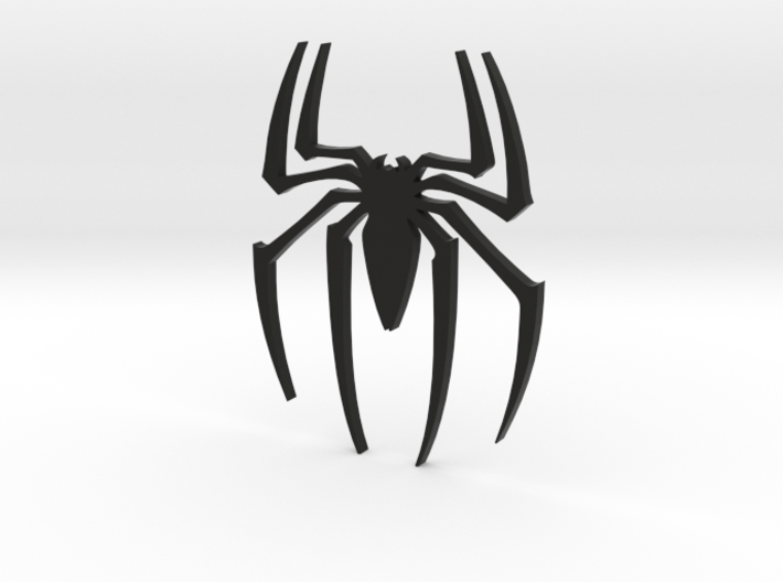 Spider wall decoration 3d printed