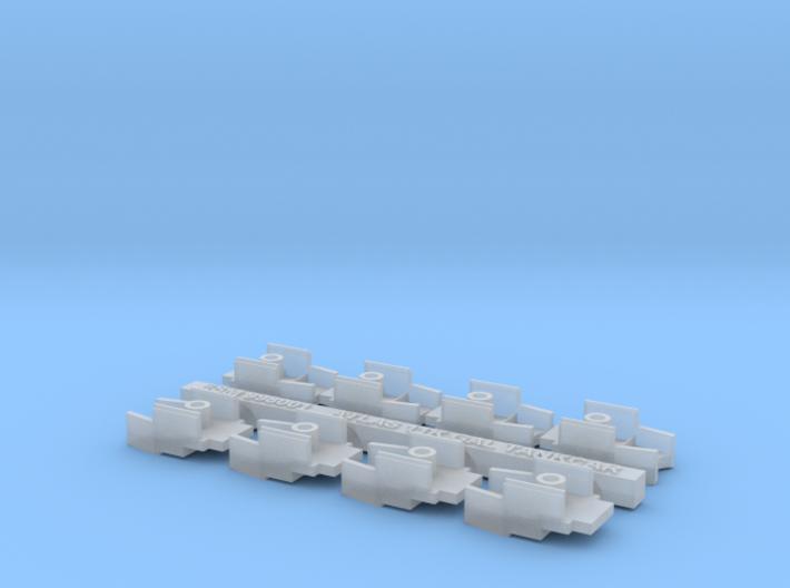 ESM998001 3d printed FXD resolution