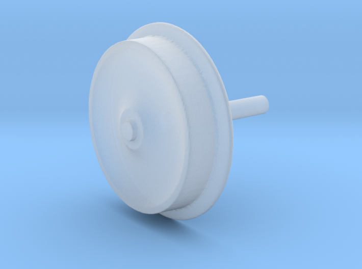 Wheels Front 1 3d printed