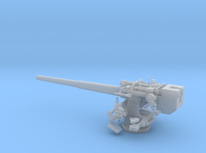 1/35 DKM 12.7cm (5in) SK/C34 Naval Gun  3d printed