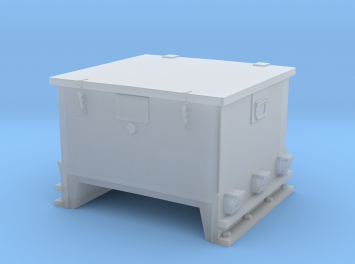 1/35 DKM 3.7cm Ammo Box 3d printed