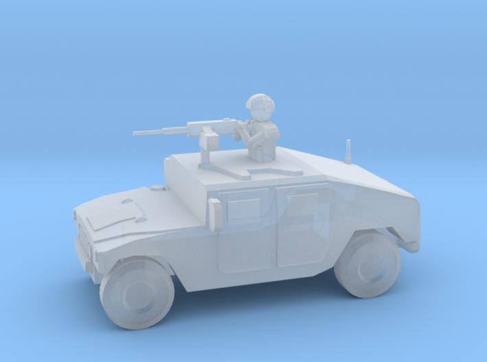 10mm (1/144) M1025 w/M2 3d printed