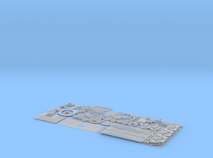 ETS32X01 - Hotchkiss H39 - Set 1 3d printed
