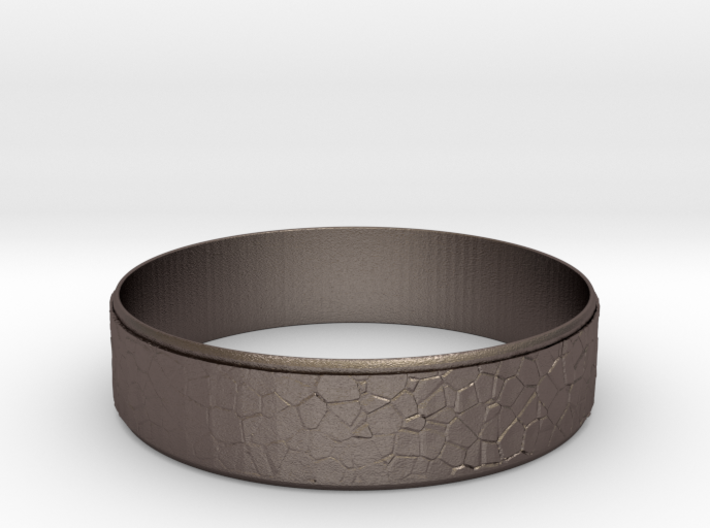 ring_TEXTURE 3d printed
