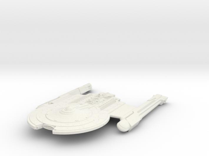 Mckee Class V BattleCruiser 3d printed