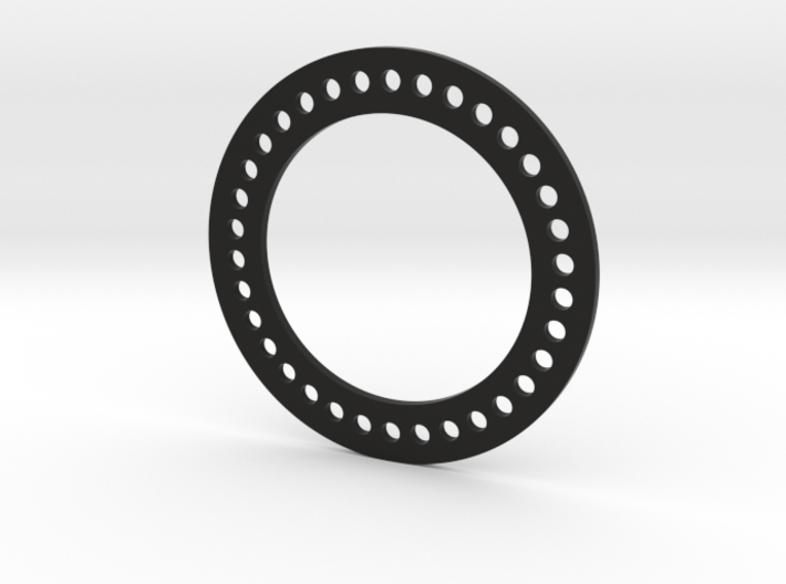 Bead Lock Ring for RC4WD Deep Dish Wheels 1.9 3d printed