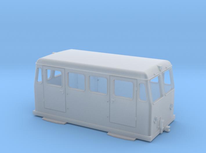 Motordraisine 3d printed